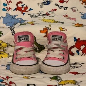 Other - Pink Converse